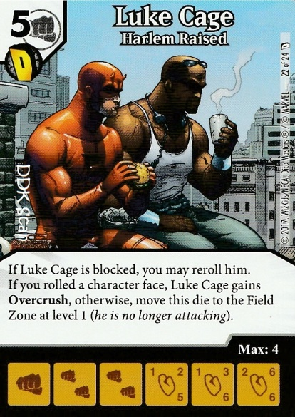 22 Luke Cage, Harlem Raised