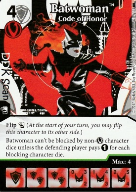Batwoman, Code of Honor b
