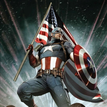 captain-america-wwii-pose-with-flag-5469
