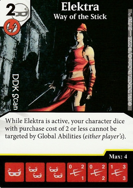 W Elektra, Way of the Stick